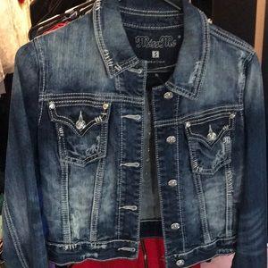 Miss Me jean jacket